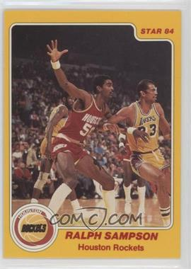 1983-84 Star #73 - Ralph Sampson