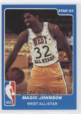 1983 Star NBA All-Star Game - [Base] #18 - Magic Johnson
