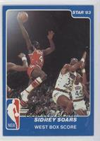 Sidney Soars (West Box Score)