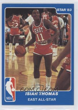 1983 Star NBA All-Star Game #11 - Isiah Thomas