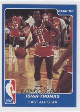 1983 Star NBA All-Star Game #11 - Isiah Thomas
