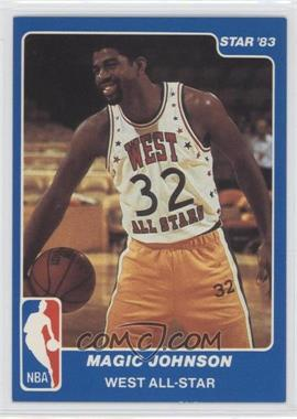 1983 Star NBA All-Star Game #18 - Magic Johnson