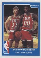 Larry Bird, Robert Parish