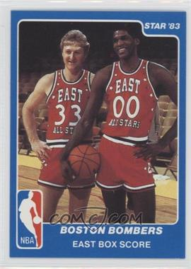 1983 Star NBA All-Star Game #29 - Larry Bird, Robert Parish