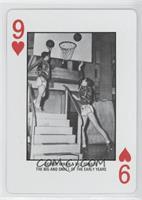 George Mikan & Bill Donato...