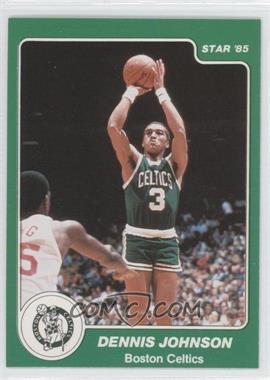 1984-85 Star - Arena Set #4 - Dennis Johnson