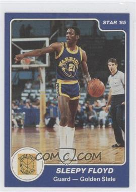 1984-85 Star - [Base] #154 - Eric Floyd
