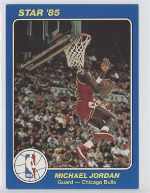 1984-85 Star - NBA Court Kings 5x7 #26 - Michael Jordan