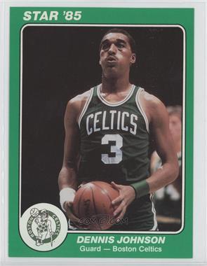 1984-85 Star [???] #4 - Dennis Johnson