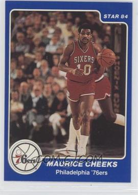 1984-85 Star Arena Set #2 - Maurice Cheeks