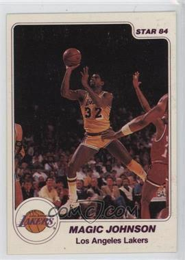 1984-85 Star Arena Set #3 - Magic Johnson