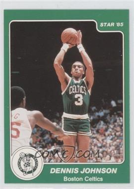 1984-85 Star Arena Set #4 - Dennis Johnson