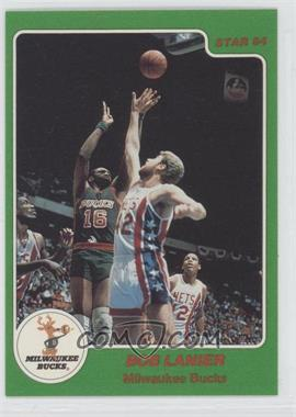 1984-85 Star Arena Set #6 - Bob Lanier