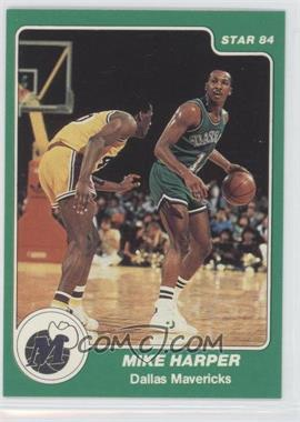 1984-85 Star Arena Set #6 - Mike Harper