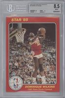 Dominique Wilkins [BGS 8.5]