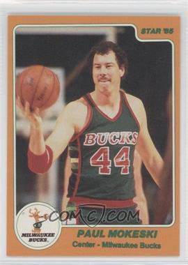 1984-85 Star #134 - Paul Mokeski
