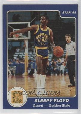 1984-85 Star #154 - Eric Floyd
