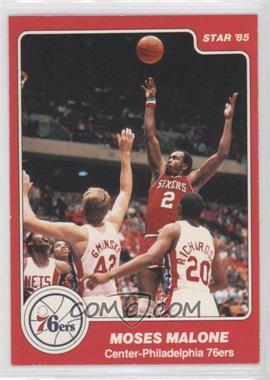1984-85 Star #201 - Moses Malone