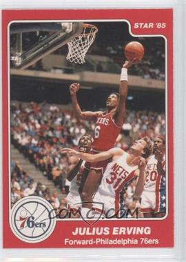 1984-85 Star #204 - Julius Erving