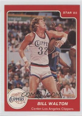 1984-85 Star #22 - Bill Walton