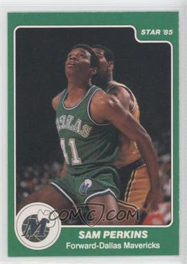 1984-85 Star #257 - Sam Perkins