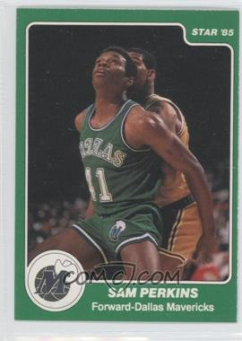 1984-85 Star #257 - Sam Perkins