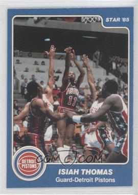 1984-85 Star #261 - Isiah Thomas