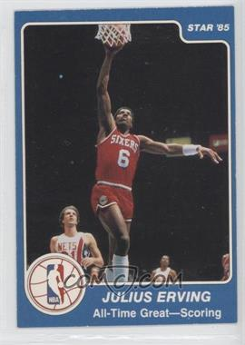 1984-85 Star #281 - Julius Erving
