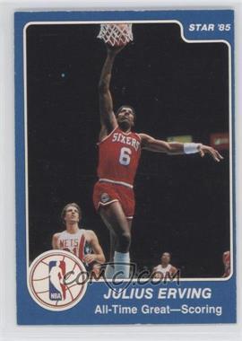 1984-85 Star #281 - Julius Erving