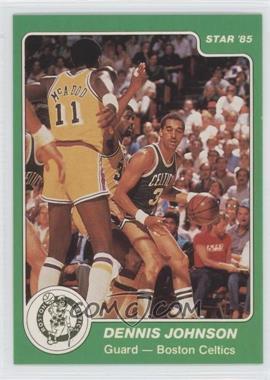 1984-85 Star #6 - Dennis Johnson