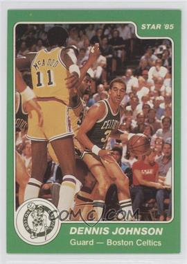 1984-85 Star #6 - Dennis Johnson