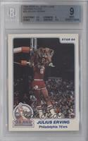 Julius Erving [BGS 9]