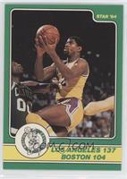 Los Angeles Lakers Team, Boston Celtics Team