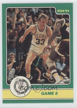 1984 Star Celtics Champs #14 - Larry Bird