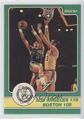 1984 Star Celtics Champs #19 - [Missing]