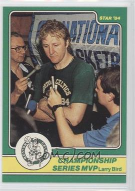 1984 Star Celtics Champs #24 - Larry Bird