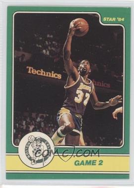 1984 Star Celtics Champs #5 - Game 2
