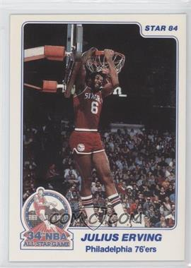 1984 Star Slam Dunk Championship #4 - Julius Erving