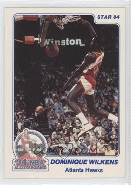 1984 Star Slam Dunk Championship #9 - Dominique Wilkins