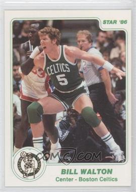1985-86 Star #101.1 - Bill Walton (White Border)