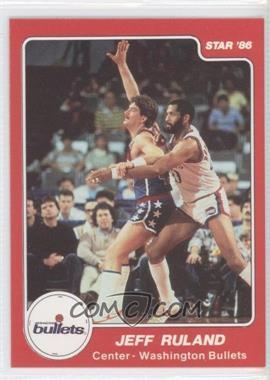 1985-86 Star #116 - Jeff Ruland