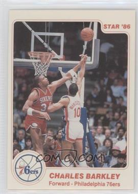1985-86 Star #2 - Charles Barkley