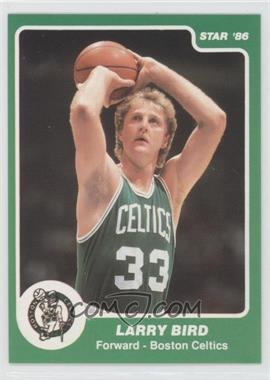 1985-86 Star #95 - Larry Bird