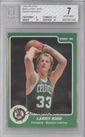 Larry Bird (Green Border) [BGS 7]
