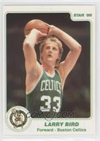 Larry Bird (White Border)