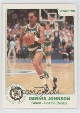 1985-86 Star #97 - Dennis Johnson