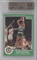 Kevin McHale (Green Border) [BGS 9.5]
