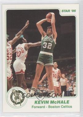 1985-86 Star #98.1 - Kevin McHale (White Border)