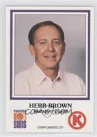 Herb Brown