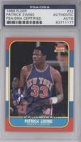 Patrick Ewing [PSA/DNA Certified Auto]